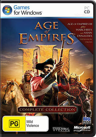 Age of Empires 3 Complete Collection (Repack/RU/EN)