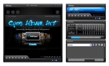 The KMPlayer 3.0.0.1440 Final (SOFT+DXVA) сборка от 24.04.11