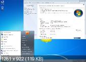 Microsoft Windows 7 5in1+4in1 SP1 Русская (x86/x64) by Tonkopey