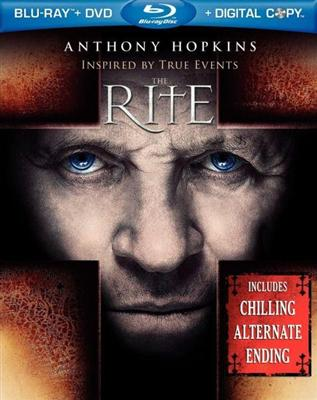 Обряд / The Rite (2011/HDRip/700MB)