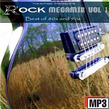 TommyBe - The Rock MegaMix vol 01 (2007)