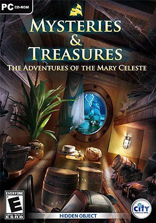 Mysteries & Treasures: The Adventures of the Mary Celeste (PC/EN)