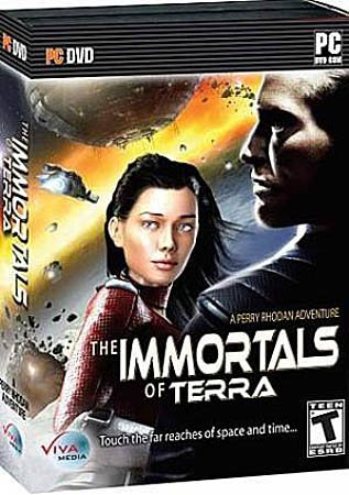 The Immortals of Terra: A Perry Rhodan (PC/RUS)