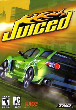 Juiced (2005/RUS/Repack by R.G. Ghost Release)
