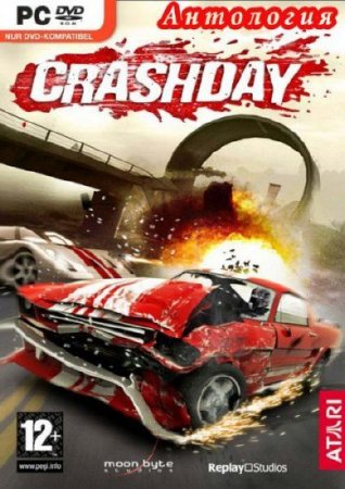 Crashday Антология (2006-2009/RUS/Repack от Lunch)