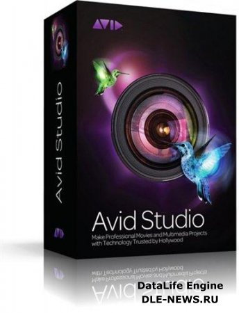 Avid Studio 1.0/Pinnacle Studio 15/Content Light 1.0/SmartSound Collection (Eng/Rus) by CD-POST