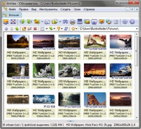 XnView 1.98.03