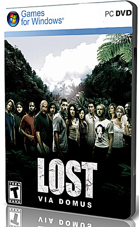 LOST : Остаться в живых / LOST : Via Domus (PC/Lossles RePack/RU)