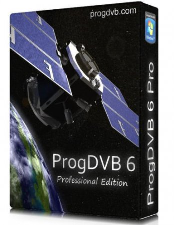 ProgDVB Professional Edition v6.63 Final