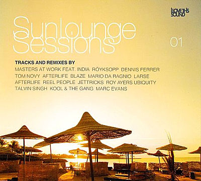 Sunlounge Sessions Vol 1 (2011)