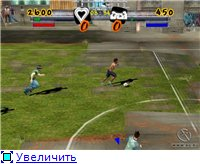 Футбол без правил / Urban Freestyle Soccer (2004/RUS)