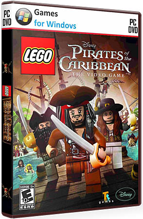 LEGO Pirates of the Caribbean (Полностью на русском)