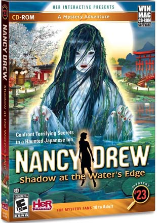 Nancy Drew: Shadow at the Water's Edge (PC/RUS)