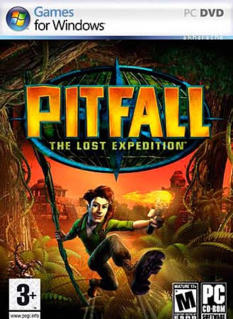 Pitfall: The Lost Expedition (FULL RUS)