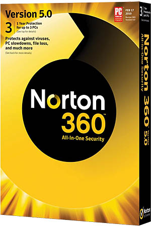 Norton 360 / Internet Security 2011