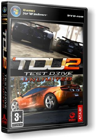 Test Drive Unlimited 2 [Upd4] (2011/RUS/ENG/Upd4/PC)