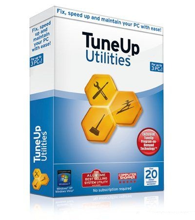 TuneUp Utilities 2011 Build.10.0.4000.17. RePack