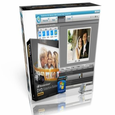 Wondershare DVD Slideshow Builder Deluxe 6.1.1.44
