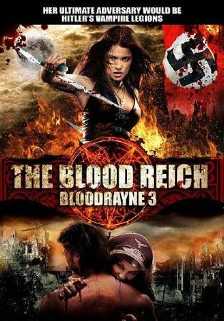 Бладрейн 3 / Bloodrayne: The Third Reich (2010) DVDRip