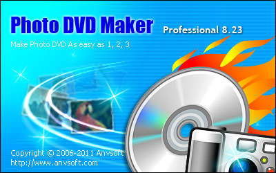 Photo DVD Maker Pro v8.23 + Rus