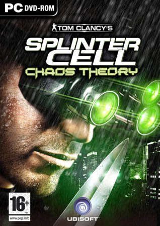Tom Clancy's Splinter Cell: Chaos Theory 1.05 (RePack Spieler/RU)