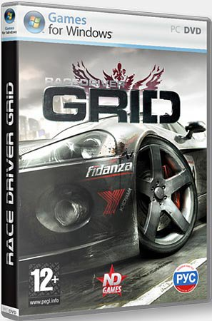 Race Driver: GRID 1.3 (Repack Catalyst/ML7)