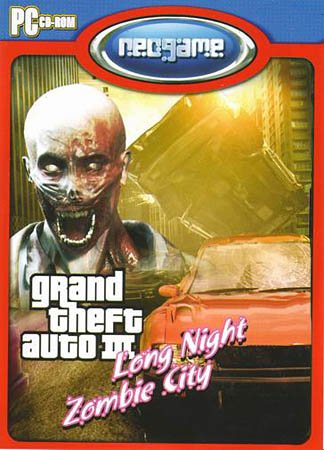 GTA Long Night Zombie City (PC/RUS)