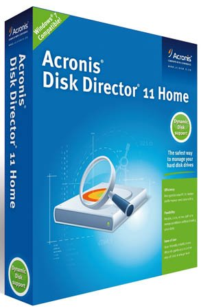Acronis Disk Director Home 11.0.2121 Portable