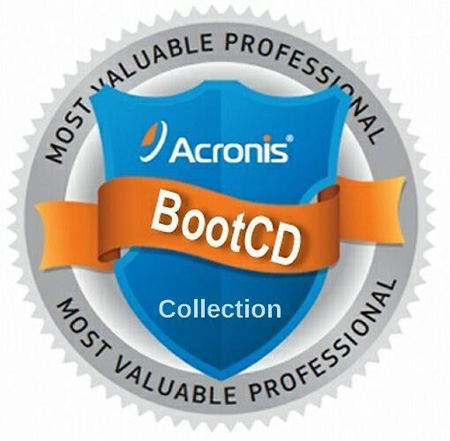 Acronis Boot CD Sergei Rus