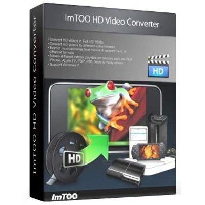 ImTOO HD Video Converter 6.5.8 Build 0513