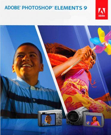 Adobe Premiere Elements 9.0.1 + Additional Content (by m0nkrus DVD Update 1) Rus-Eng