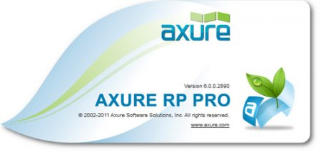 Axure RP Pro 6.0.0.2890