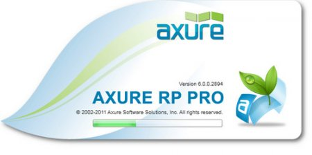 Axure RP Pro 6.0.0.2894