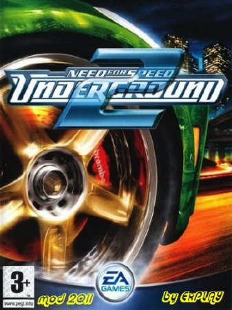 Need for Speed Underground 2 My Mod (NEW/RePack)