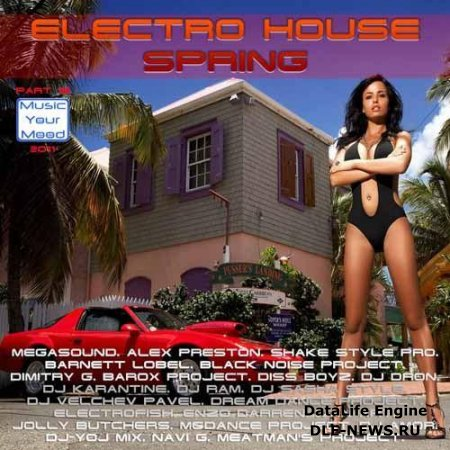 VA - Electro House Spring Part 18 (2011) MP3
