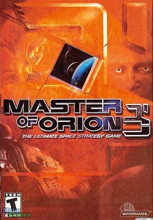 Master of orion 3 (RU)
