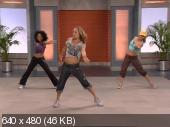 Dance Off the Inches - Cardio Hip Hop (2010/DVDRip/720)