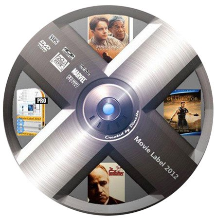 Movie Label 2012 Pro 7.0.1.1466 (Multi/RU)