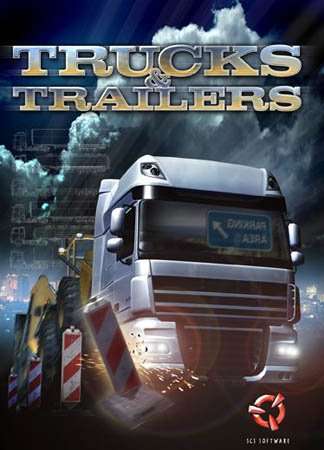 Euro Truck Simulator 2: Trucks & trailers (DEMO/2011/Русский)