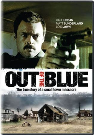 Гром среди ясного неба / Out of the Blue (DVDRip/890)