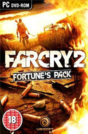 Far Cry 2 + The Fortune's Pack v 1.03 (PC/RUS)