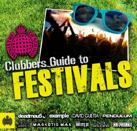 Ministry of Sound - Clubbers Guide To Festivals (2011)