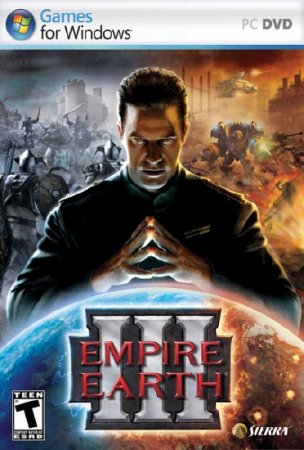 Empire Earth 3 (2007/Rus/Repack by Dragon)