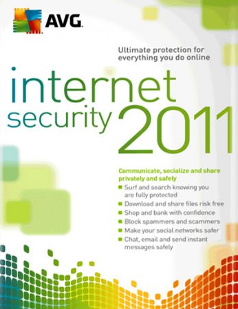 AVG Internet Security 2011 x86-x64 10.0.1382 Rus