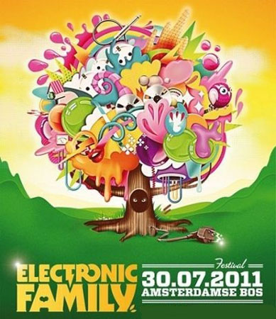 Electronic Family Festival 2011