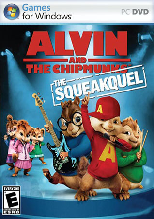 Alvin and the Chipmunks The Game (PC/RUS)