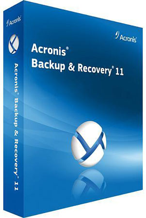 Acronis Backup & Recovery Server/Workstation with Universal Restore (2011)