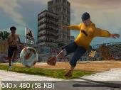 Urban Freestyle Soccer / Футбол Без Правил (PC/RUS)