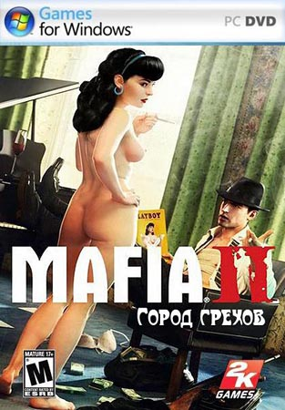 Mafia 2: Город грехов Вставлены все DLC (Repack Gamepack/Full Ru)