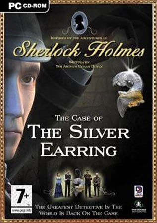 Case of the Silver Earring (PC/RUS)